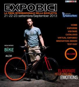 Expobici Padova 21-22-23 settembre 2013